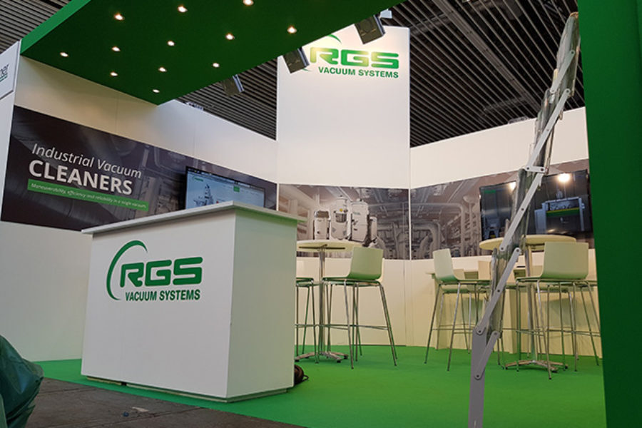 ISSA Interclean – Amsterdam 2016