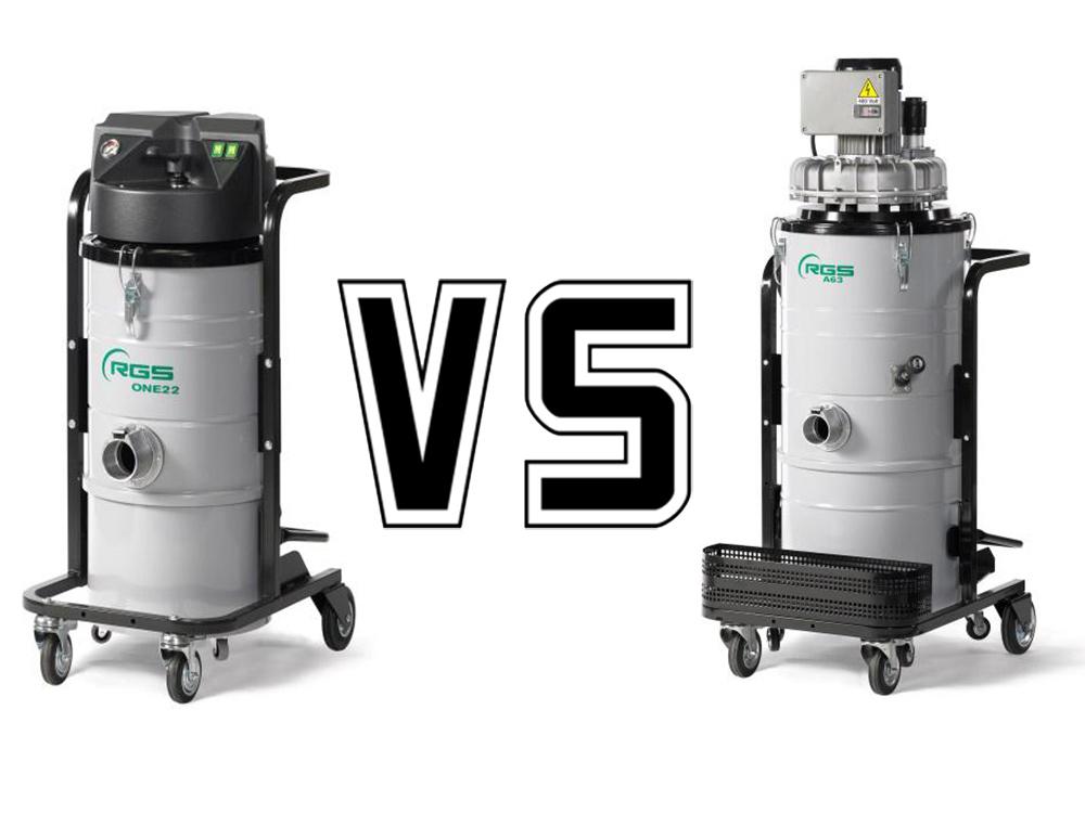 Come scegliere l'aspiratore industriale più adatto alle vostre esigenze