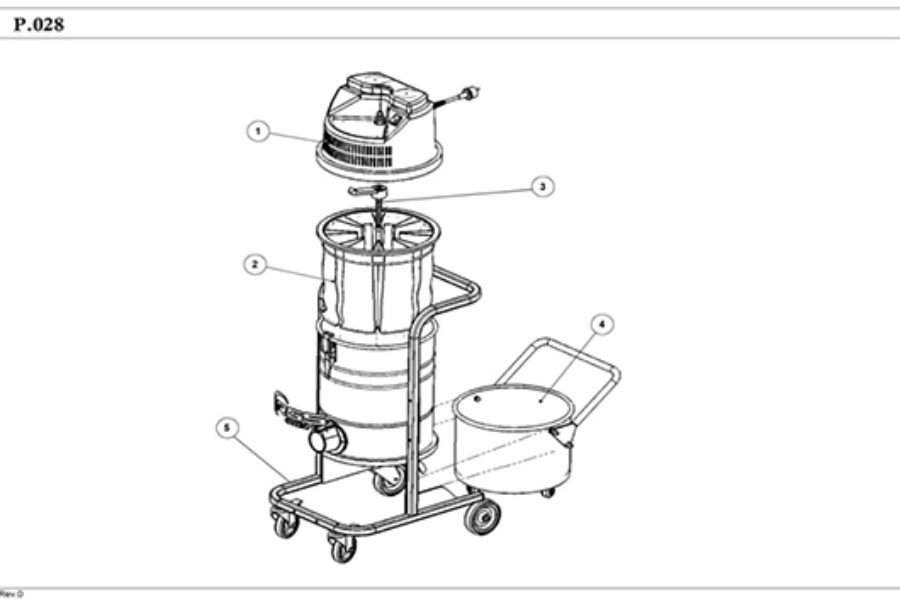 La manutenzione ordinaria dei nostri aspiratori industriali: I principali controlli da effettuare