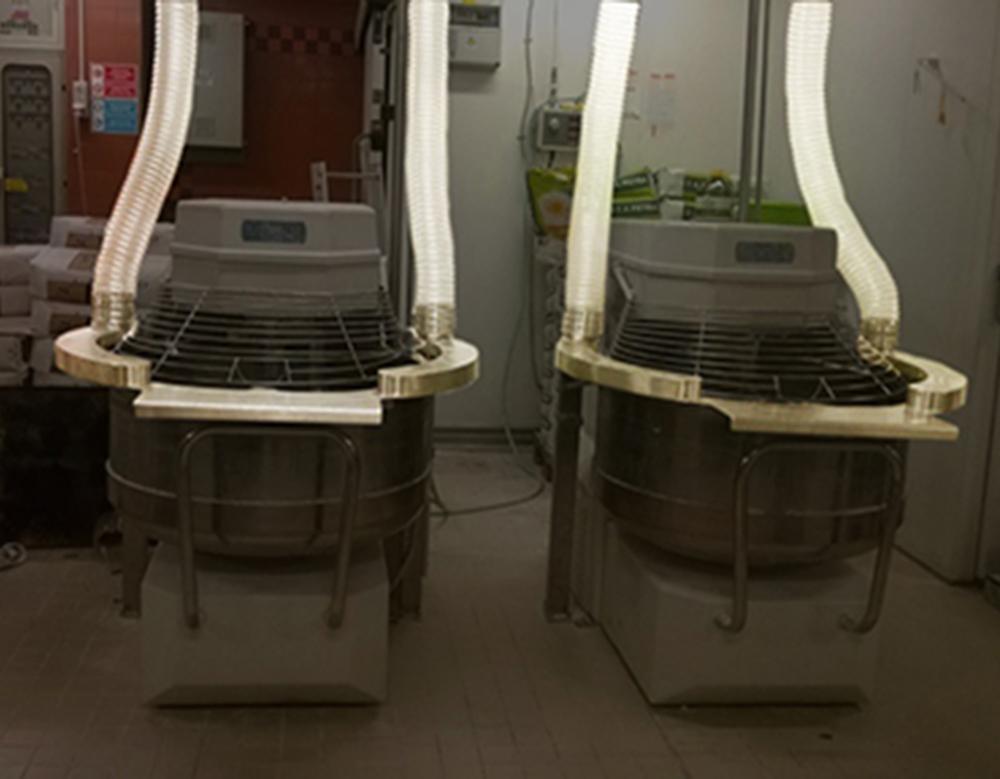 RGS: La sartoria degli aspiratori industriali, sistemi centralizzati e impianti di trasporto pneumatico