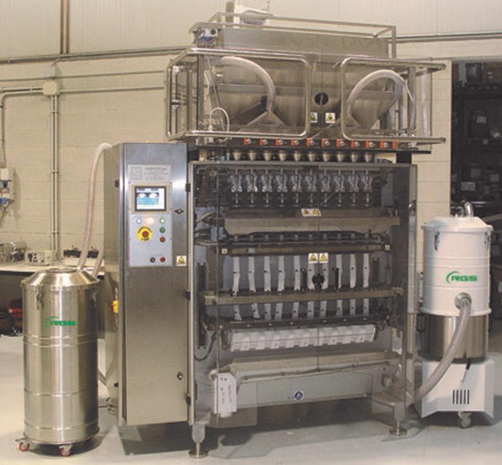 Sistemi di trasporto pneumatico nel settore farmaceutico