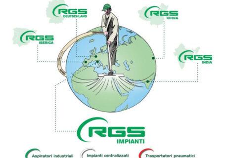 RGS na świecie: partnerzy strategiczni, aby wspólnie rosnąć