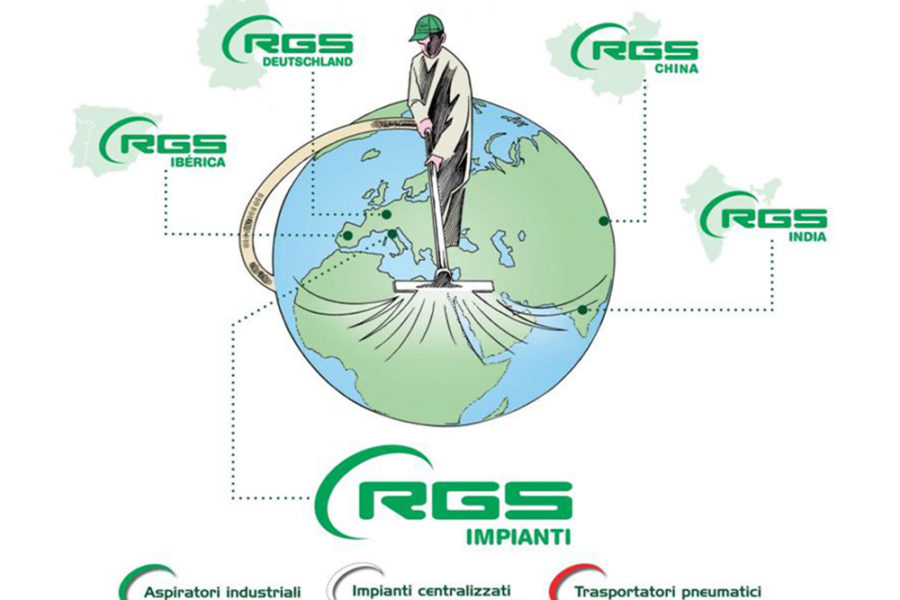 RGS in the world: strategic partners to grow together