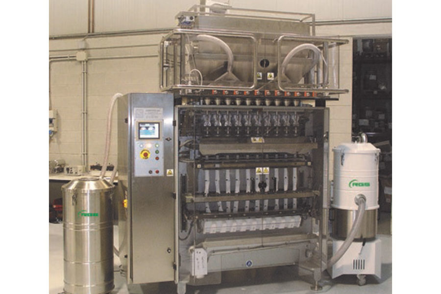 INDUSTRIAL VACUUM CLEANERS FOR THE PHARMACEUTICAL INDUSTRY