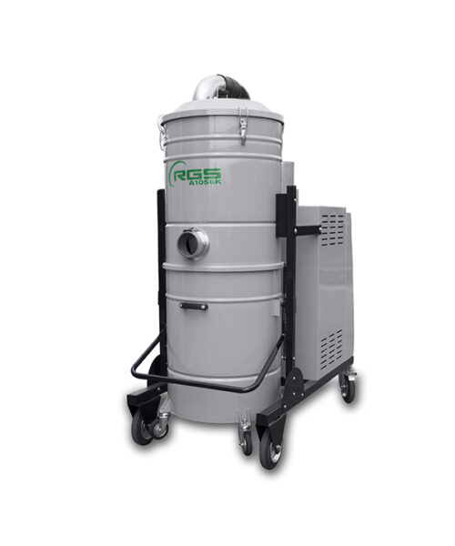 THREE-PHASE INDUSTRIAL VACUUM CLEANER A1056-A1056K