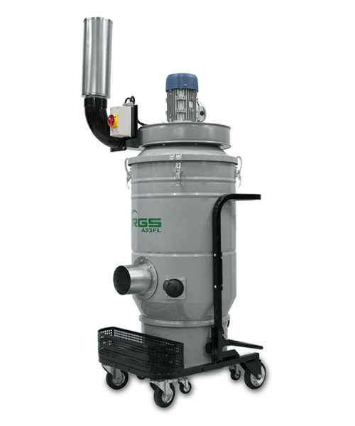 THREE-PHASE INDUSTRIAL VACUUM CLEANER A33FL