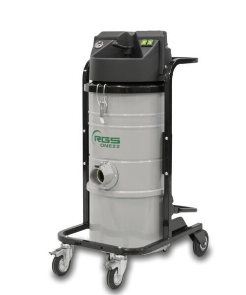 SINGLE-PHASE INDUSTRIAL VACUUM CLEANERS ONE21-ONE22