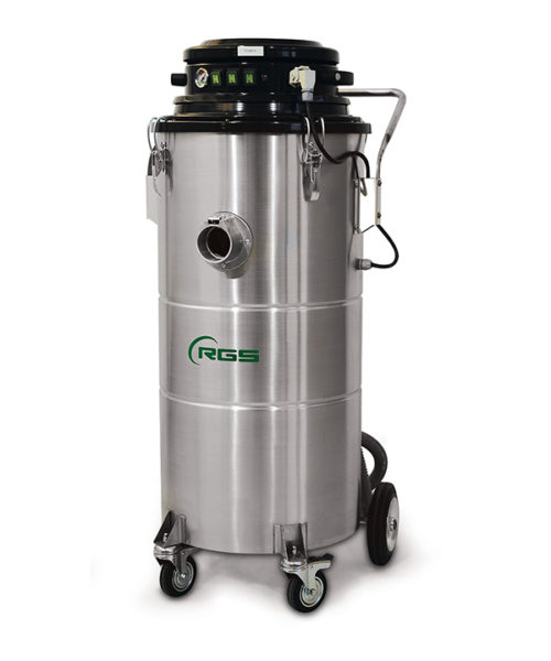 ASPIRATORE INDUSTRIALE MONOFASE ONE82WD-ONE82WP