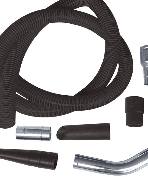 SET OF ACCESSORIES FOR MACHINERY CLEANING