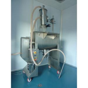 Impianto-caricamento-mescolatore-farmaceutico