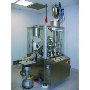 Sistema-di-trasporto-pneumatico-per-polveri-farmaceutiche-su-confezionatrice
