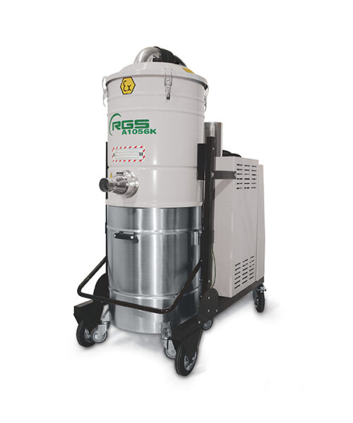 ATEX THREE-PHASE INDUSTRIAL VACUUM CLEANER A1056KX1.3D
