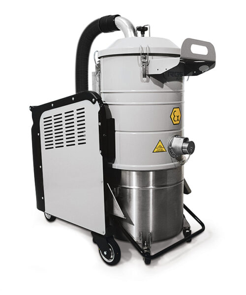 ATEX THREE-PHASE INDUSTRIAL VACUUM CLEANER A346EPX1.3D-A546KEPX1.3D