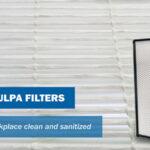 Filtri Hepa e Ulpa per mantenere pulito ed igienizzato l'ambiente di lavoro