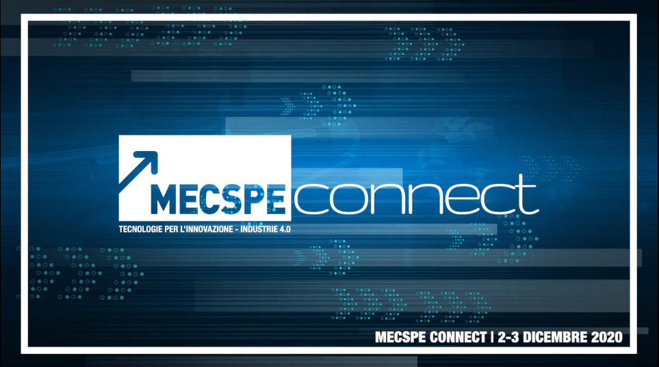 MECSPE CONNECT 2020 – Il primo evento digitale