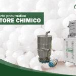Impianto di Trasporto Pneumatico per il SETTORE CHIMICO