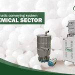 Pneumatic conveying system for the CHEMICAL SECTOR