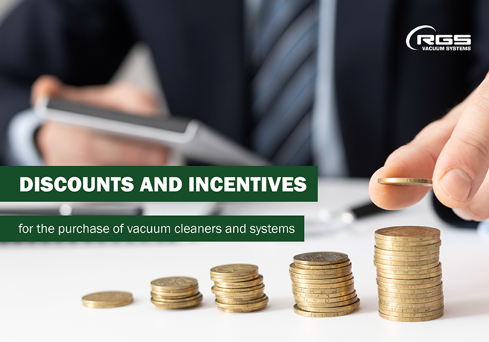 Discounts and incentives