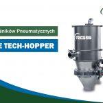 Przenośniki pneumatyczne Blue Tech Hopper